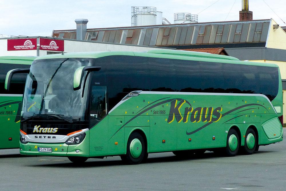 Reisebusse Forchheim, Flotte, Omnibus Kraus, FK-516_2