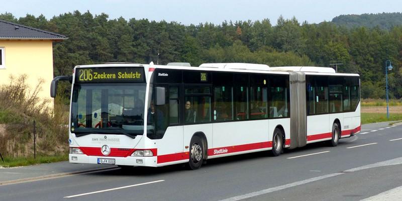 Linienbus Kraus