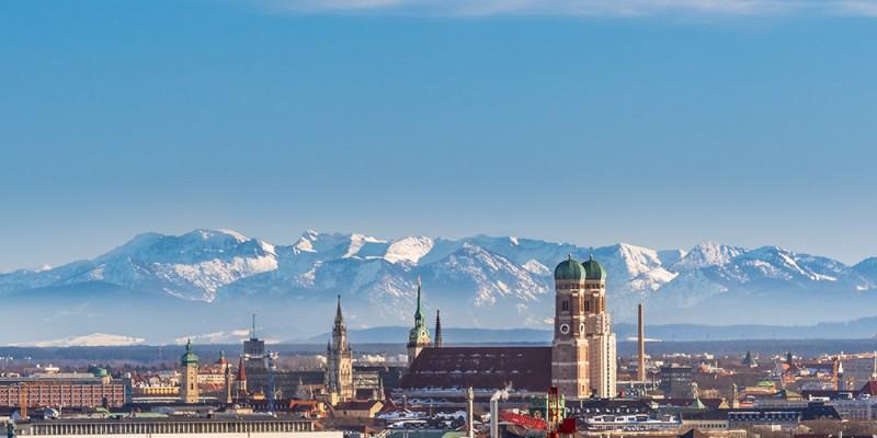 München - Panorma
