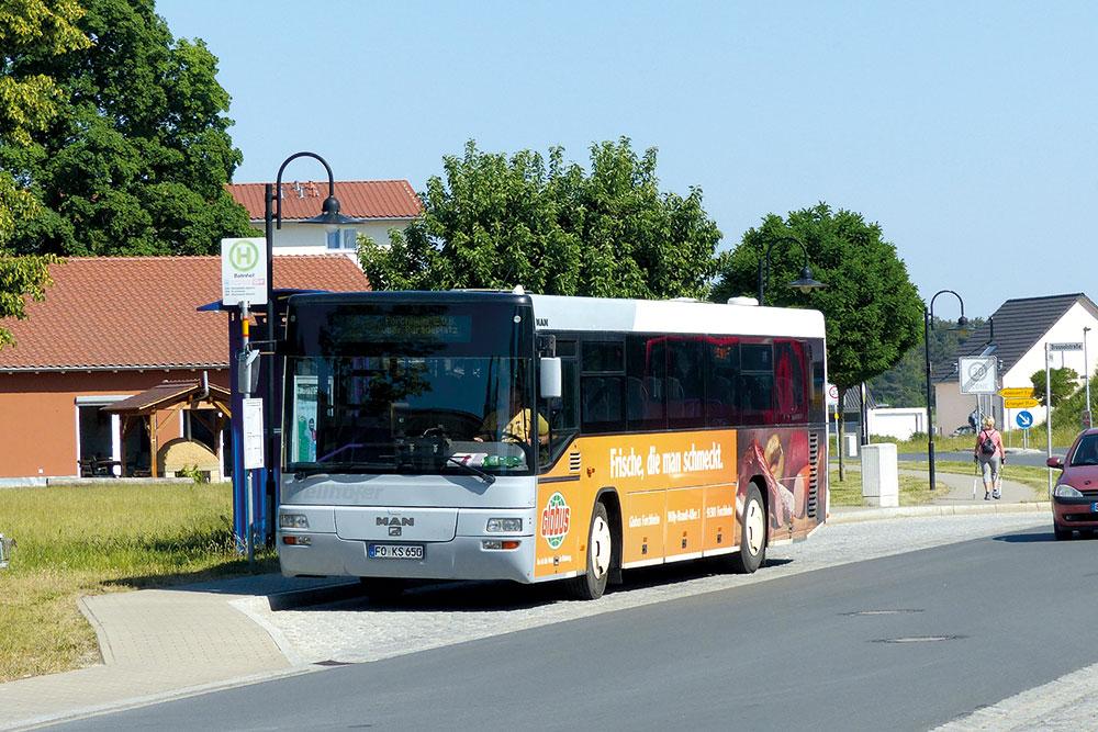 Reisebusse Forchheim, Flotte, Omnibus Kraus, ks650